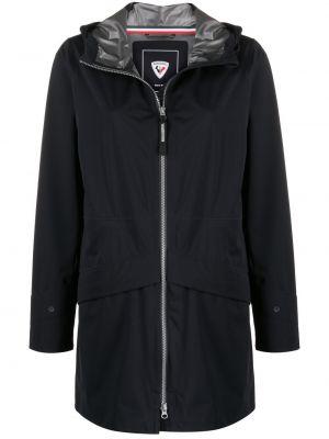 Черная куртка Rossignol
