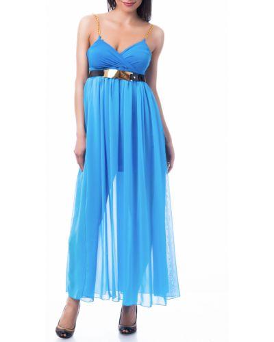 Вечернее платье макси с поясом Lacywear