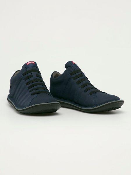 Замшевые кроссовки Camper