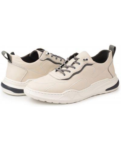 Кроссовки - белые Tomfrie
