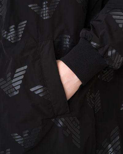 Куртка - черная Emporio Armani