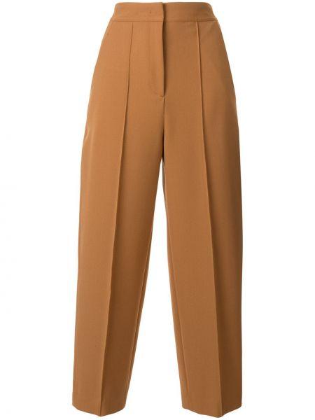 Укороченные брюки с поясом свободного кроя Tomorrowland
