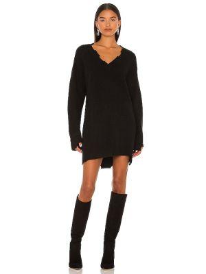 Czarna sukienka wieczorowa Nbd
