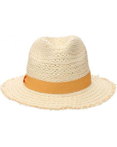 Słoma beżowy kapelusz Molo