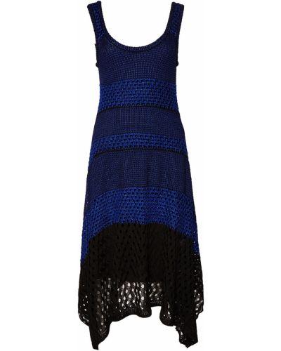 Платье миди облегающее вязаное Proenza Schouler