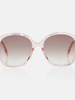 Солнцезащитные очки - розовые Celine Eyewear