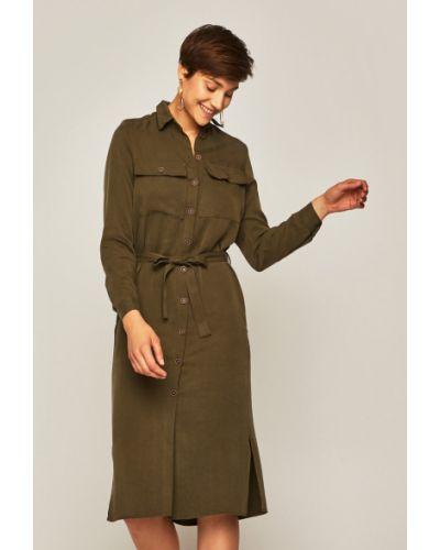 Платье с карманами однотонное Medicine