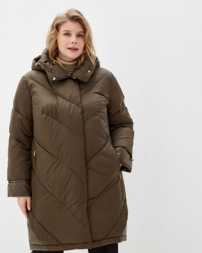 Утепленная куртка - зеленая Averi