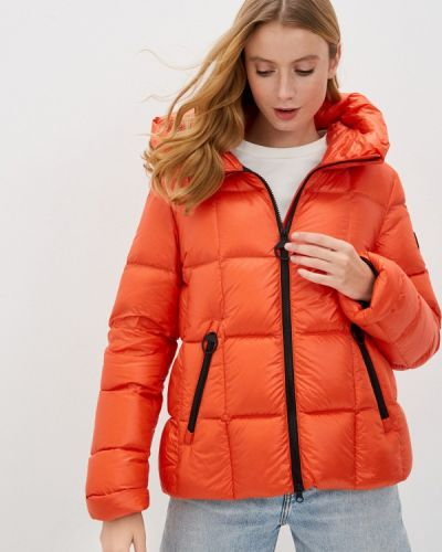 Оранжевая зимняя куртка Betty Barclay