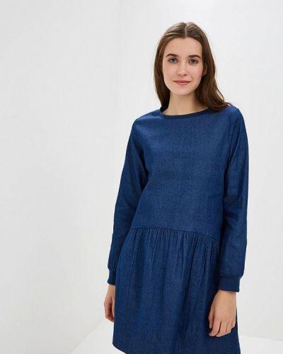 Джинсовое платье осеннее Compania Fantastica