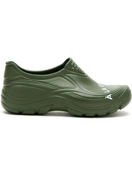 Зеленые ботинки à La Garçonne