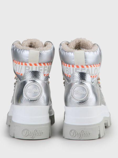 Ботинки - серебряные Buffalo