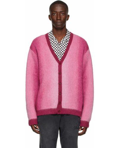 Różowy sweter moherowy Awake Ny