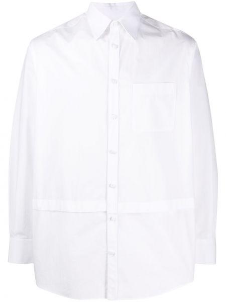 Koszula klasyczna z kołnierzem z mankietami Valentino