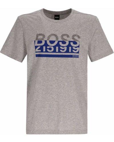 T-shirt bawełniana Boss Hugo Boss