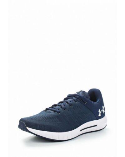 Синие кроссовки Under Armour
