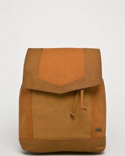 Кожаный рюкзак с отделениями из полиэстера Roxy