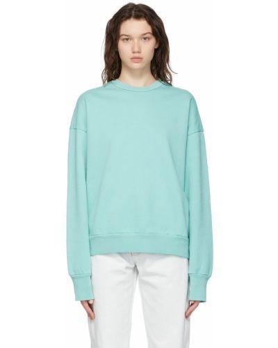 Czarna bluza długa z długimi rękawami bawełniana Noon Goons