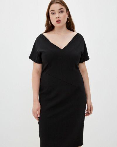 Повседневное платье - черное Persona By Marina Rinaldi