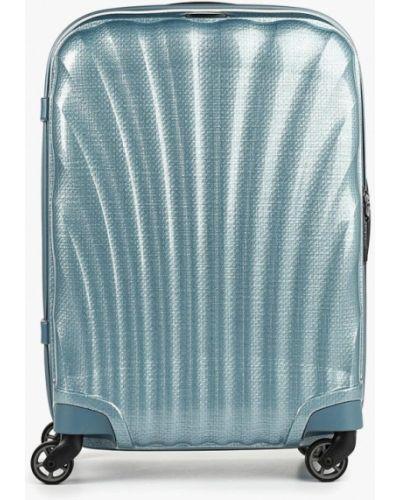 Дорожная сумка голубой Samsonite