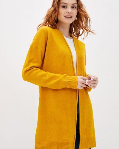 Желтый кардиган Q/s Designed By