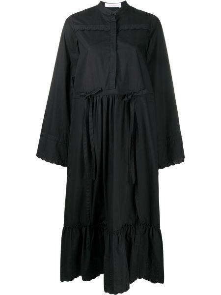 Платье оверсайз платье-рубашка See By Chloe