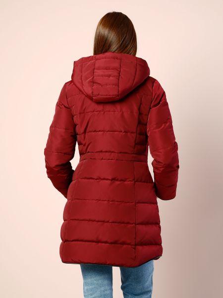 Стеганая куртка - красная Colin's