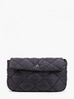 Черная зимняя сумка Sela