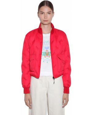 Куртка на резинке с вышивкой Kenzo