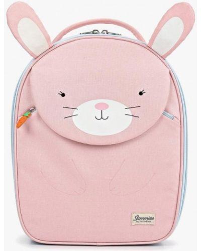 Розовая сумка Samsonite