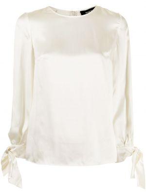 Шелковая блузка - белая Paule Ka