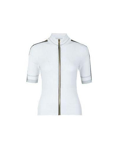 Джемпер белый Versace Collection