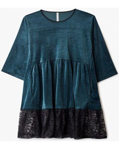 Вечернее платье - зеленое Артесса