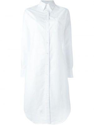 Платье миди платье-рубашка итальянский Thom Browne