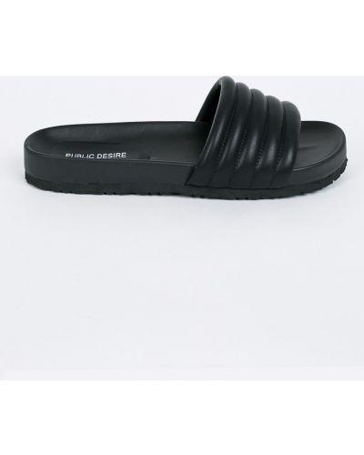 Черные сандалии Public Desire