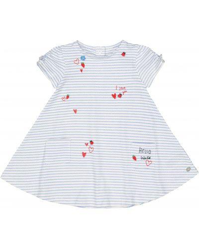 Платье в полоску с узором Mothercare
