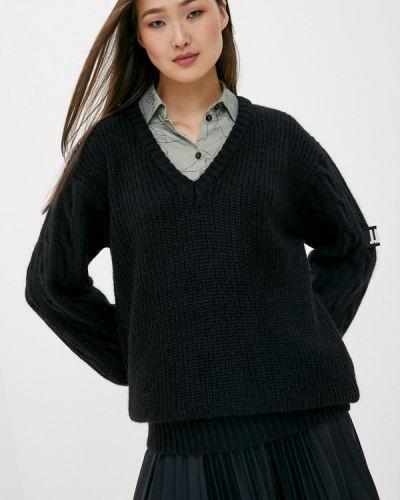 Черный пуловер J.b4