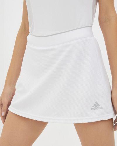 Юбка шорты - белая Adidas