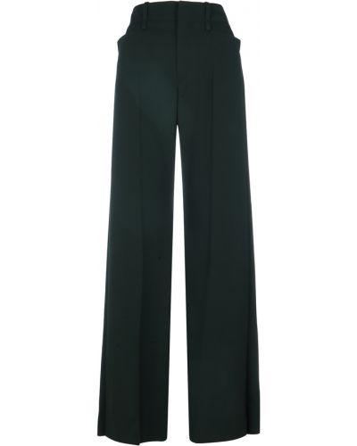Zielone spodnie Chloe