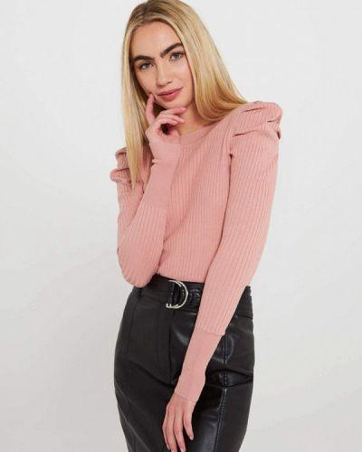 Розовый джемпер Terranova