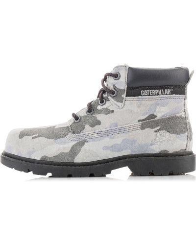 Ботинки спортивные кожаные спортивные Caterpillar