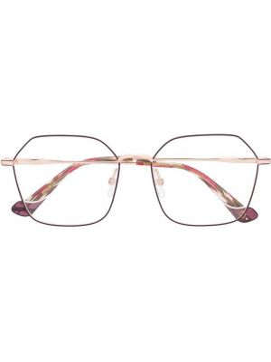 Оправа для очков металлические - розовые Etnia Barcelona
