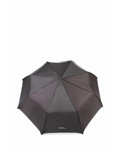 Черный зонт складной Gf Ferre