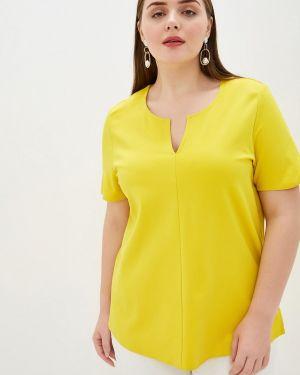 Блузка - желтая Samoon By Gerry Weber