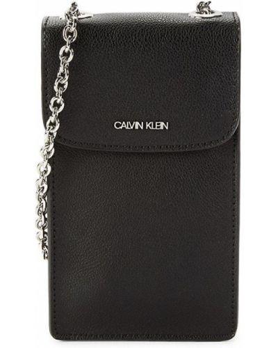 Łańcuszek skórzany Calvin Klein
