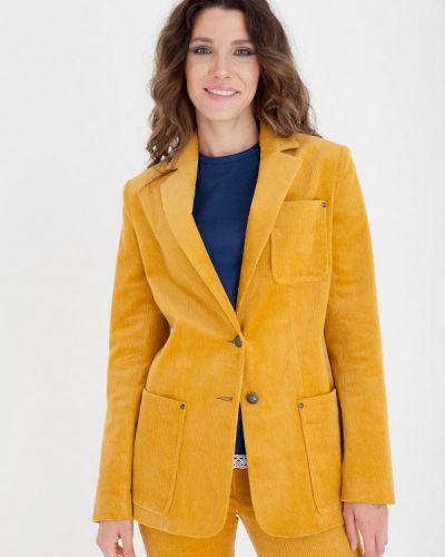 Пиджак - оранжевый Gregory