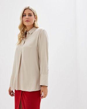 Блузка с длинным рукавом бежевый Svesta