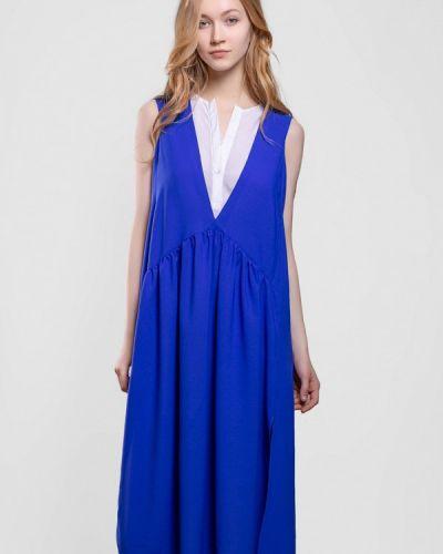 Повседневное платье весеннее Sfn