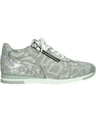 Sneakersy skorzane Wolky