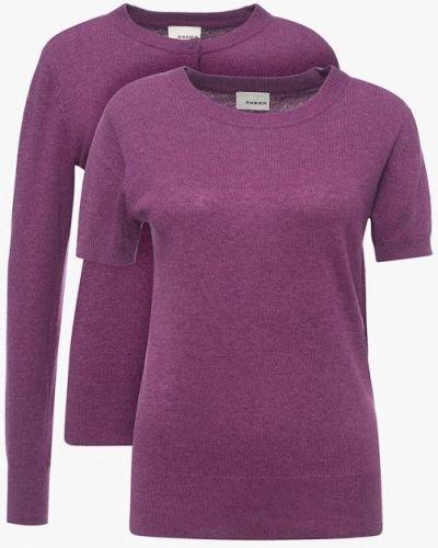 Фиолетовая кофта Rodier
